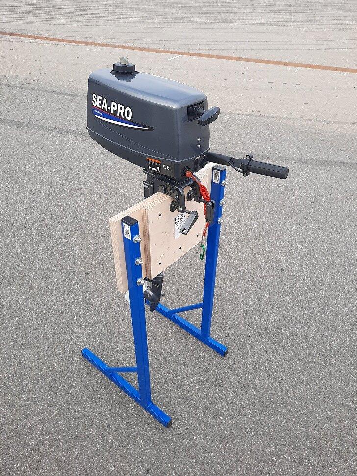 Стойка для лодочного мотора podMOTOR